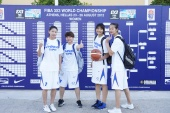 2012 FIBA 3x3 World Championship Chinese Taipe Women Team
